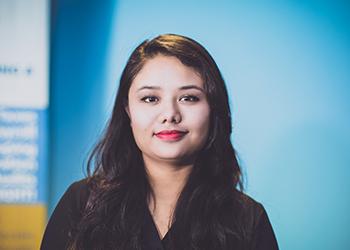 Alina Shrestha, MBA