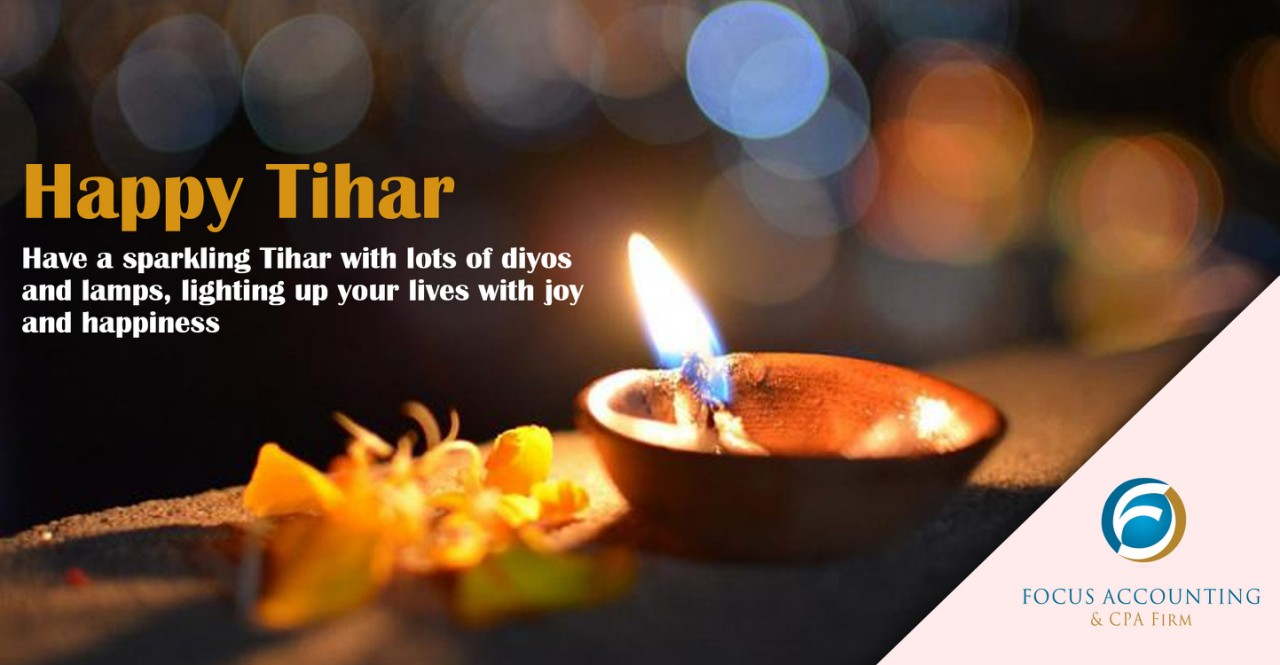 Focus Accounting and CPA Firm - Tihar Festival of Nepal